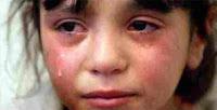 Moshe Holtzberg crying